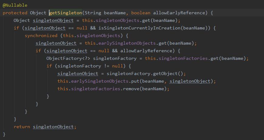 Spring IOC 源码解析(三),Bean 实例的创建