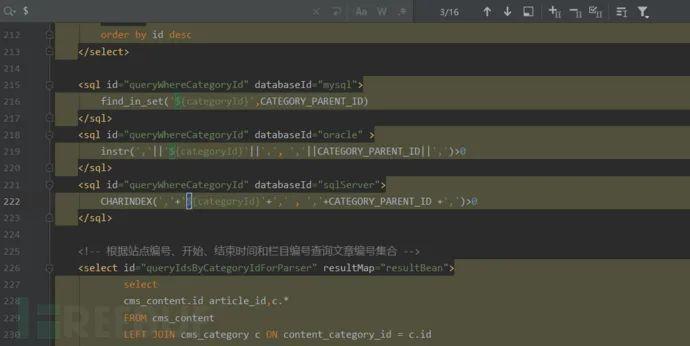 Mybatis 框架下 SQL 注入攻击的 3 种方式,真是防不胜防!