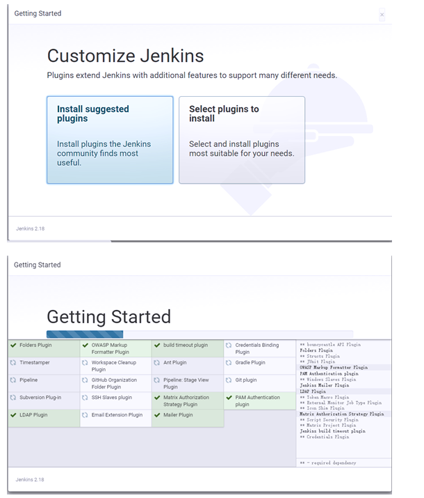 golang+jenkins自动化部署方案