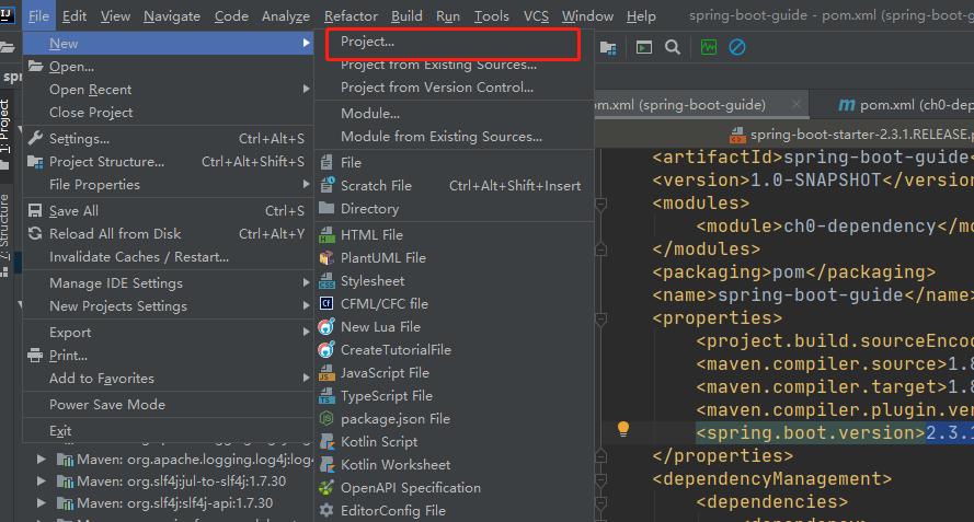 SpringBoot2.x入门:快速创建一个SpringBoot应用