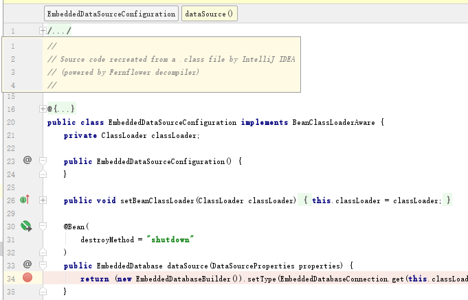 Spring Boot2 记录启动报错The bean 'beanNameViewResolver', defined in class path resource 解...