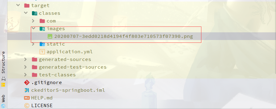 CKEditor 5 + SpringBoot实战(四):SpringBoot 实现文件上传