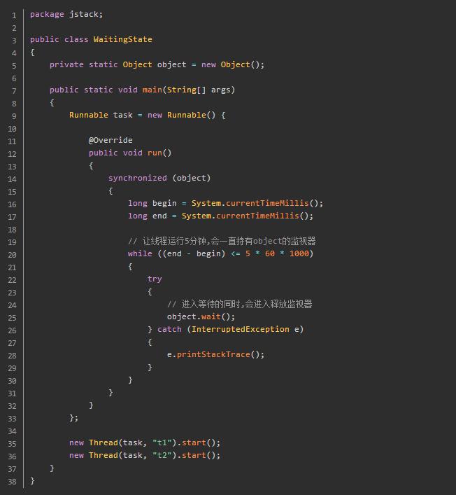 啃碎并发(四):Java线程Dump分析