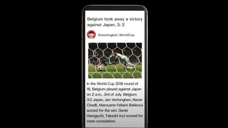 史上首个3D多语言AI记者来了,不仅写作、翻译无压力,还能一线报道国际体育赛事