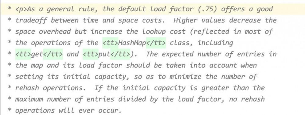 要看HashMap源码,先来看看它的设计思想